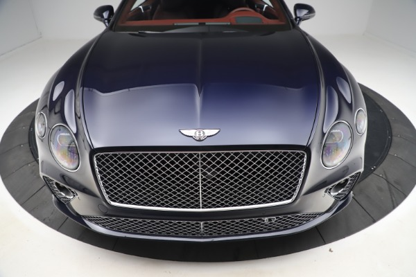 New 2020 Bentley Continental GT V8 for sale $242,250 at Bugatti of Greenwich in Greenwich CT 06830 13