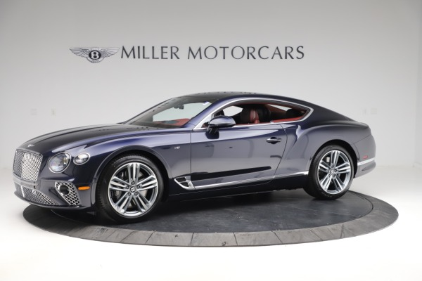 New 2020 Bentley Continental GT V8 for sale $242,250 at Bugatti of Greenwich in Greenwich CT 06830 2