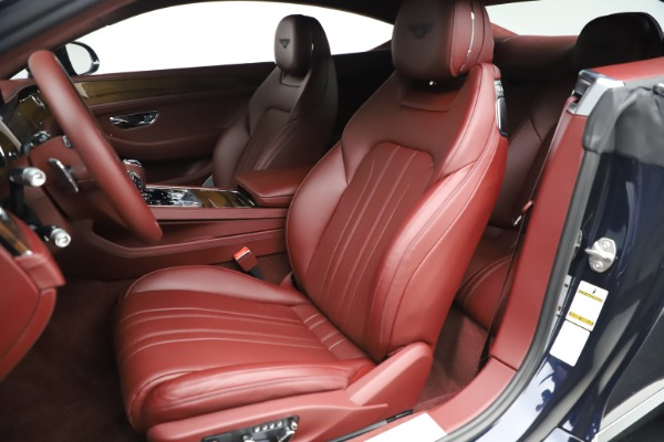 New 2020 Bentley Continental GT V8 for sale $242,250 at Bugatti of Greenwich in Greenwich CT 06830 20
