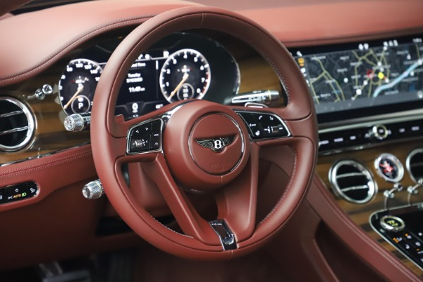 New 2020 Bentley Continental GT V8 for sale $242,250 at Bugatti of Greenwich in Greenwich CT 06830 21