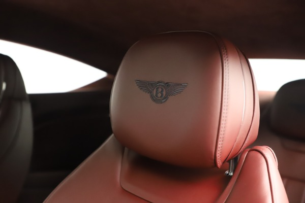 New 2020 Bentley Continental GT V8 for sale $242,250 at Bugatti of Greenwich in Greenwich CT 06830 22