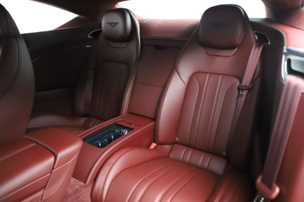 New 2020 Bentley Continental GT V8 for sale $242,250 at Bugatti of Greenwich in Greenwich CT 06830 23