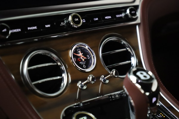 New 2020 Bentley Continental GT V8 for sale $242,250 at Bugatti of Greenwich in Greenwich CT 06830 24