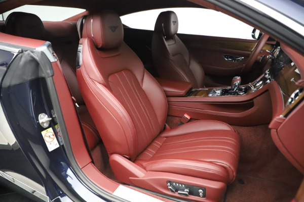 New 2020 Bentley Continental GT V8 for sale $242,250 at Bugatti of Greenwich in Greenwich CT 06830 27