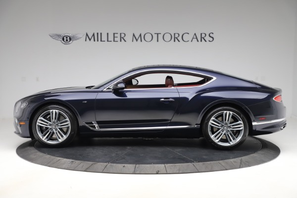 New 2020 Bentley Continental GT V8 for sale $242,250 at Bugatti of Greenwich in Greenwich CT 06830 3