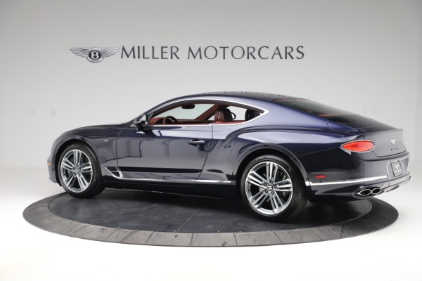 New 2020 Bentley Continental GT V8 for sale $242,250 at Bugatti of Greenwich in Greenwich CT 06830 4