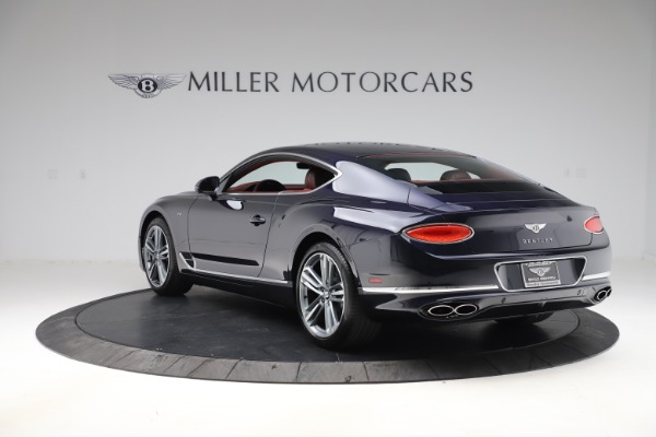 New 2020 Bentley Continental GT V8 for sale $242,250 at Bugatti of Greenwich in Greenwich CT 06830 5