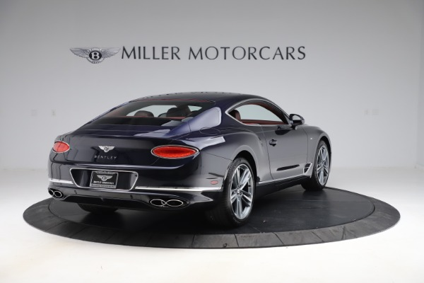New 2020 Bentley Continental GT V8 for sale $242,250 at Bugatti of Greenwich in Greenwich CT 06830 7
