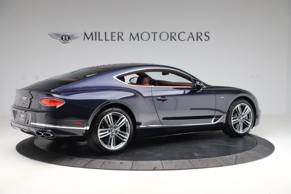 New 2020 Bentley Continental GT V8 for sale $242,250 at Bugatti of Greenwich in Greenwich CT 06830 8