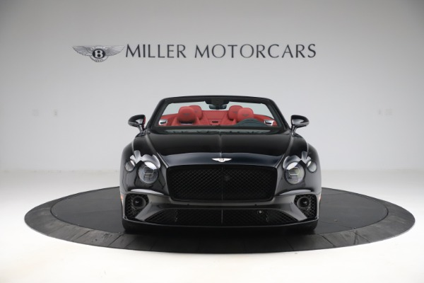 New 2020 Bentley Continental GTC V8 for sale $277,110 at Bugatti of Greenwich in Greenwich CT 06830 12