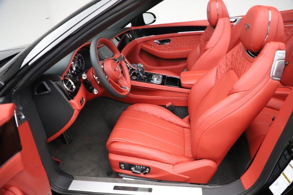New 2020 Bentley Continental GTC V8 for sale $277,110 at Bugatti of Greenwich in Greenwich CT 06830 23
