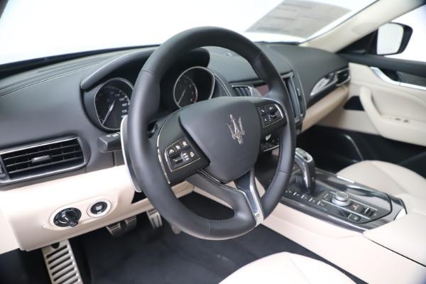 New 2020 Maserati Levante S Q4 GranLusso for sale Sold at Bugatti of Greenwich in Greenwich CT 06830 13