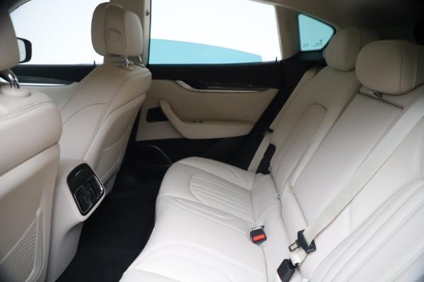 New 2020 Maserati Levante S Q4 GranLusso for sale Sold at Bugatti of Greenwich in Greenwich CT 06830 19