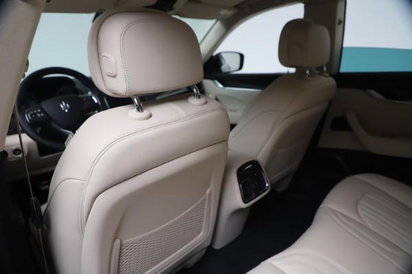 New 2020 Maserati Levante S Q4 GranLusso for sale Sold at Bugatti of Greenwich in Greenwich CT 06830 20