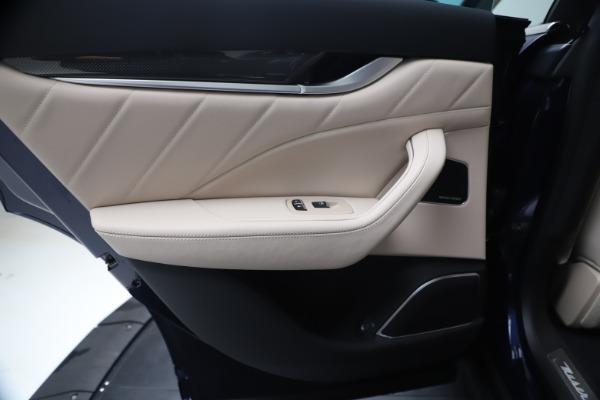 New 2020 Maserati Levante S Q4 GranLusso for sale Sold at Bugatti of Greenwich in Greenwich CT 06830 21