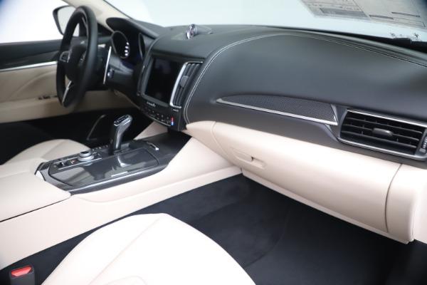 New 2020 Maserati Levante S Q4 GranLusso for sale Sold at Bugatti of Greenwich in Greenwich CT 06830 22