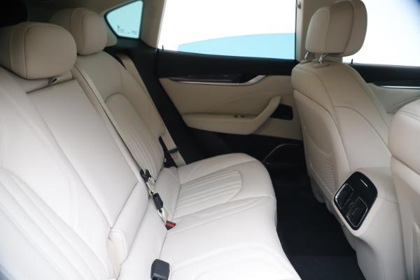 New 2020 Maserati Levante S Q4 GranLusso for sale Sold at Bugatti of Greenwich in Greenwich CT 06830 27