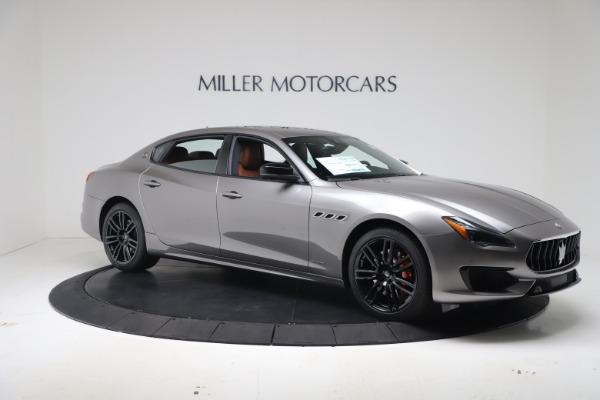 New 2020 Maserati Quattroporte S Q4 GranSport for sale $120,285 at Bugatti of Greenwich in Greenwich CT 06830 10