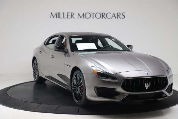 New 2020 Maserati Quattroporte S Q4 GranSport for sale $120,285 at Bugatti of Greenwich in Greenwich CT 06830 11