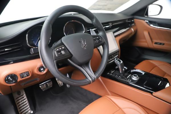New 2020 Maserati Quattroporte S Q4 GranSport for sale $120,285 at Bugatti of Greenwich in Greenwich CT 06830 13
