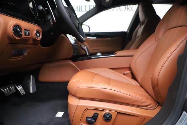 New 2020 Maserati Quattroporte S Q4 GranSport for sale $120,285 at Bugatti of Greenwich in Greenwich CT 06830 14