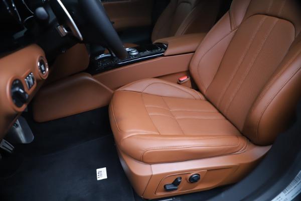 New 2020 Maserati Quattroporte S Q4 GranSport for sale $120,285 at Bugatti of Greenwich in Greenwich CT 06830 15