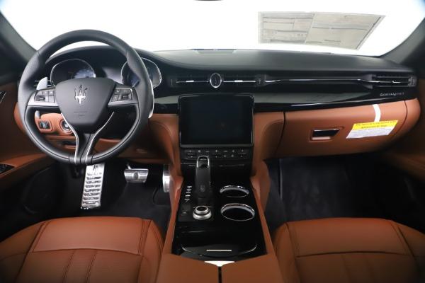 New 2020 Maserati Quattroporte S Q4 GranSport for sale $120,285 at Bugatti of Greenwich in Greenwich CT 06830 16