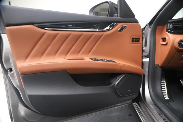 New 2020 Maserati Quattroporte S Q4 GranSport for sale $120,285 at Bugatti of Greenwich in Greenwich CT 06830 17