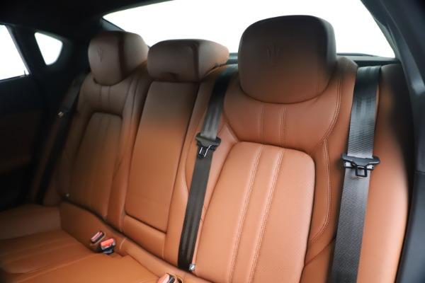 New 2020 Maserati Quattroporte S Q4 GranSport for sale $120,285 at Bugatti of Greenwich in Greenwich CT 06830 18