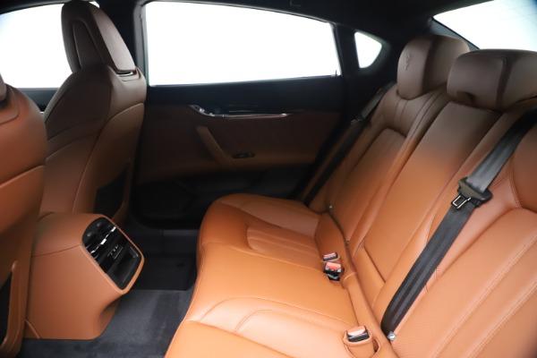 New 2020 Maserati Quattroporte S Q4 GranSport for sale $120,285 at Bugatti of Greenwich in Greenwich CT 06830 19