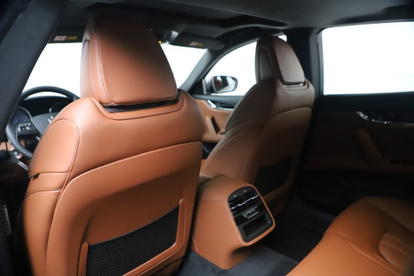 New 2020 Maserati Quattroporte S Q4 GranSport for sale $120,285 at Bugatti of Greenwich in Greenwich CT 06830 20