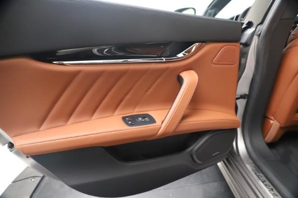 New 2020 Maserati Quattroporte S Q4 GranSport for sale $120,285 at Bugatti of Greenwich in Greenwich CT 06830 21