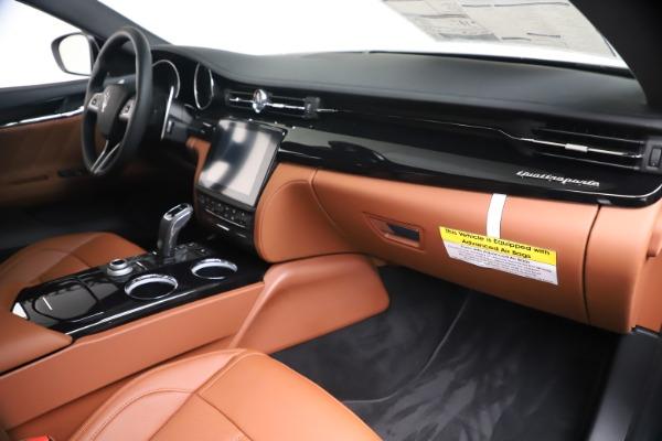 New 2020 Maserati Quattroporte S Q4 GranSport for sale $120,285 at Bugatti of Greenwich in Greenwich CT 06830 22