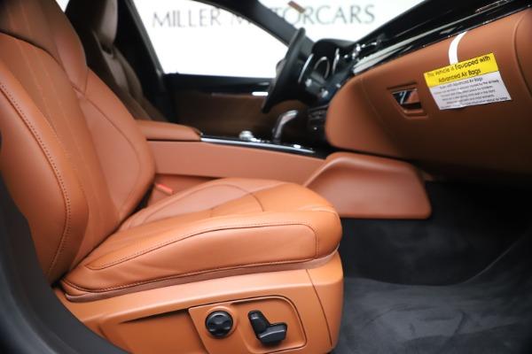 New 2020 Maserati Quattroporte S Q4 GranSport for sale $120,285 at Bugatti of Greenwich in Greenwich CT 06830 23