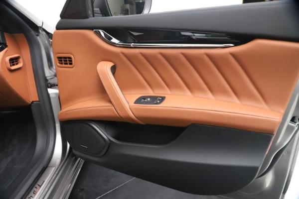New 2020 Maserati Quattroporte S Q4 GranSport for sale $120,285 at Bugatti of Greenwich in Greenwich CT 06830 25
