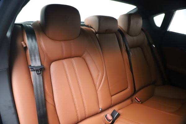 New 2020 Maserati Quattroporte S Q4 GranSport for sale $120,285 at Bugatti of Greenwich in Greenwich CT 06830 26