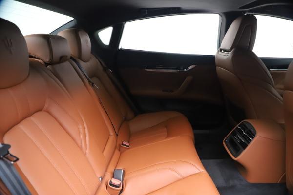 New 2020 Maserati Quattroporte S Q4 GranSport for sale $120,285 at Bugatti of Greenwich in Greenwich CT 06830 27