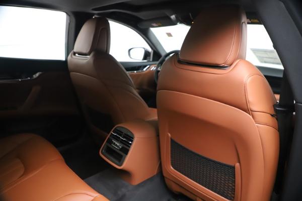 New 2020 Maserati Quattroporte S Q4 GranSport for sale $120,285 at Bugatti of Greenwich in Greenwich CT 06830 28