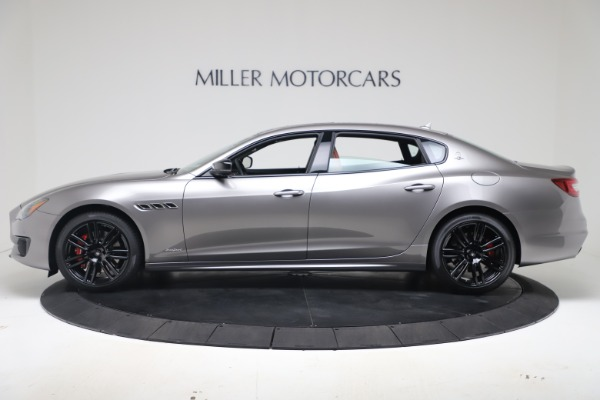 New 2020 Maserati Quattroporte S Q4 GranSport for sale $120,285 at Bugatti of Greenwich in Greenwich CT 06830 3