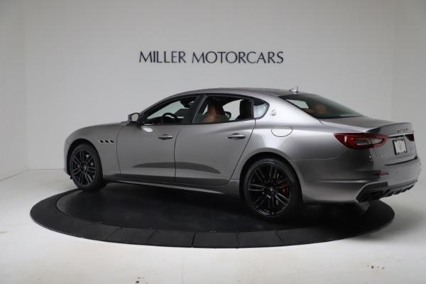New 2020 Maserati Quattroporte S Q4 GranSport for sale $120,285 at Bugatti of Greenwich in Greenwich CT 06830 4