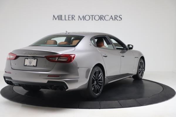 New 2020 Maserati Quattroporte S Q4 GranSport for sale $120,285 at Bugatti of Greenwich in Greenwich CT 06830 7