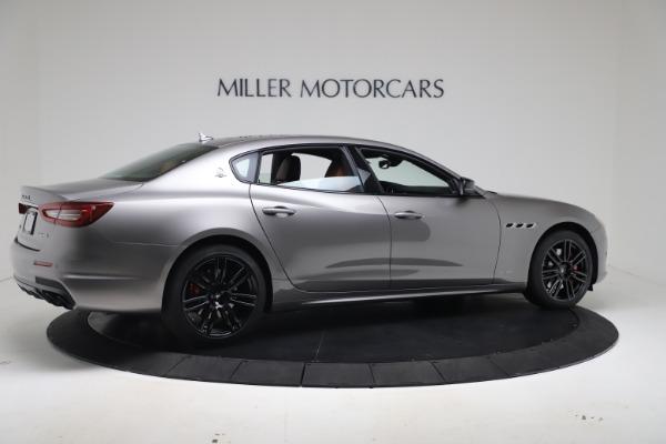 New 2020 Maserati Quattroporte S Q4 GranSport for sale $120,285 at Bugatti of Greenwich in Greenwich CT 06830 8