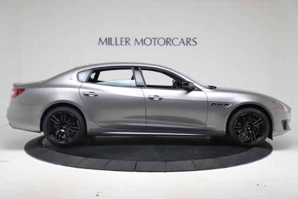 New 2020 Maserati Quattroporte S Q4 GranSport for sale $120,285 at Bugatti of Greenwich in Greenwich CT 06830 9