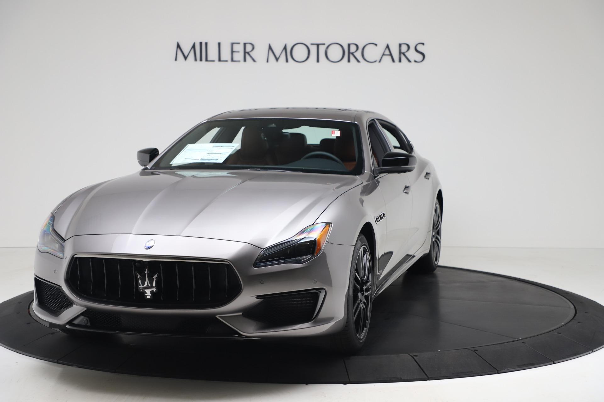 New 2020 Maserati Quattroporte S Q4 GranSport for sale $120,285 at Bugatti of Greenwich in Greenwich CT 06830 1
