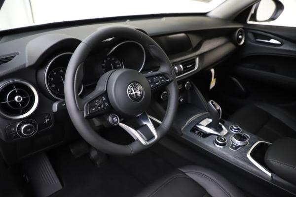 New 2020 Alfa Romeo Stelvio Q4 for sale Sold at Bugatti of Greenwich in Greenwich CT 06830 13