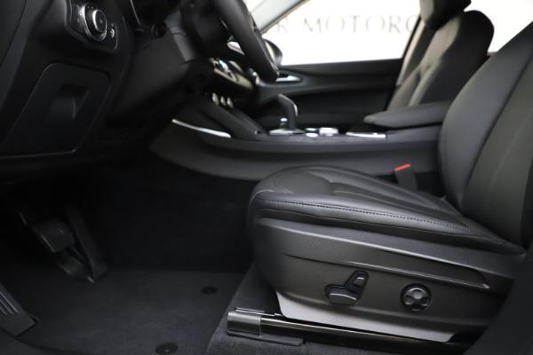 New 2020 Alfa Romeo Stelvio Q4 for sale Sold at Bugatti of Greenwich in Greenwich CT 06830 14