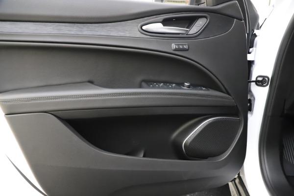 New 2020 Alfa Romeo Stelvio Q4 for sale Sold at Bugatti of Greenwich in Greenwich CT 06830 17