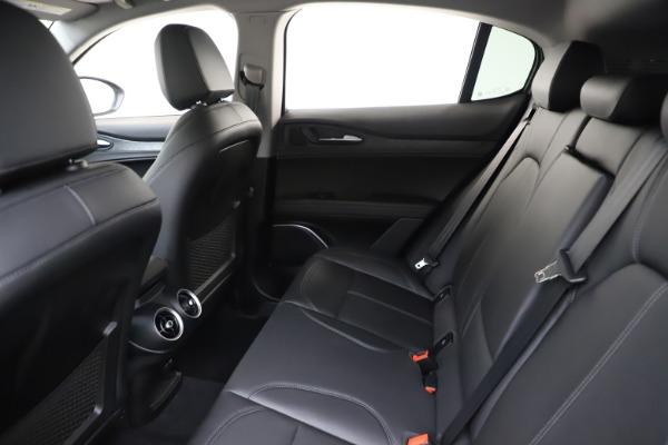 New 2020 Alfa Romeo Stelvio Q4 for sale Sold at Bugatti of Greenwich in Greenwich CT 06830 19