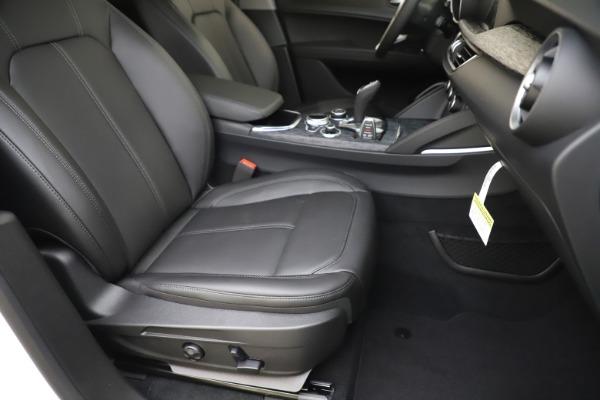 New 2020 Alfa Romeo Stelvio Q4 for sale Sold at Bugatti of Greenwich in Greenwich CT 06830 25