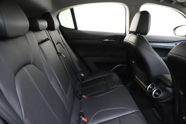 New 2020 Alfa Romeo Stelvio Q4 for sale Sold at Bugatti of Greenwich in Greenwich CT 06830 28